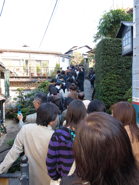 亀山社中の行列