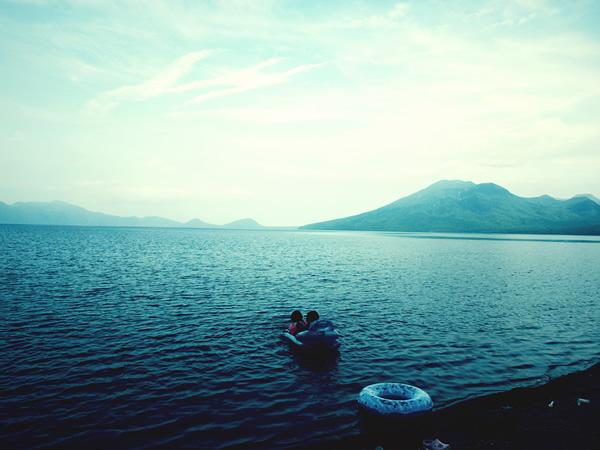 支笏湖・美笛キャンプ
