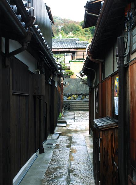 産寧坂の路地